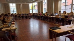 5th Partner Meeting in Tampere, Finland, 10 -12 October (Day 1)